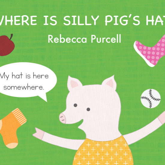 Where is Silly Pig's Hat?
