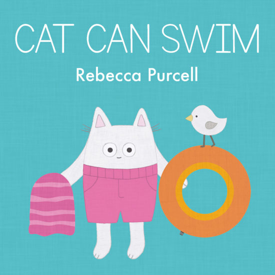 Cat Can Swim