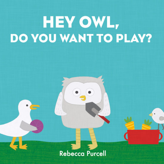 Hey Owl, Do You Want to Play?