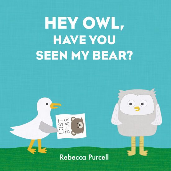 Hey Owl, Have You Seen My Bear?