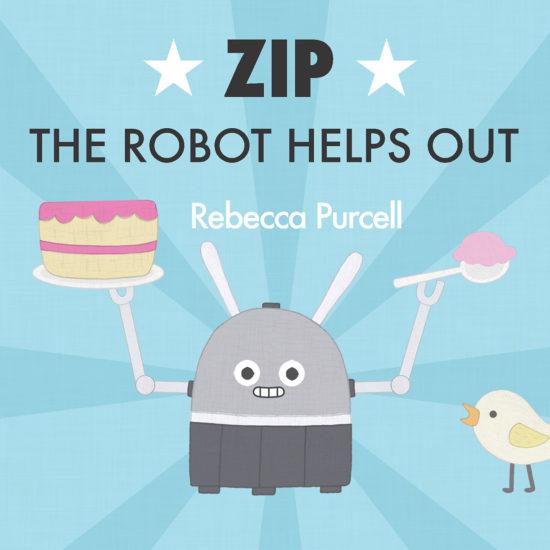 Zip the Robot Helps Out