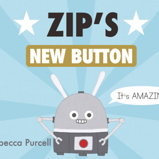 Zip's New Button
